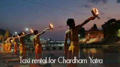 affordable taxi rental for Chardham yatra