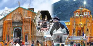 Travel agent for Group Chardham yatra package